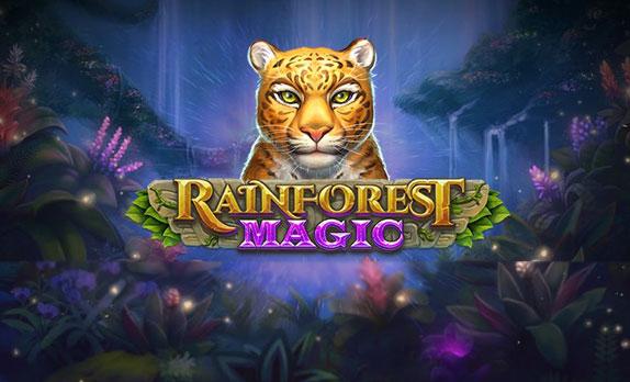 Rainforest Magic เกมสล็อตจาก Play'n GO