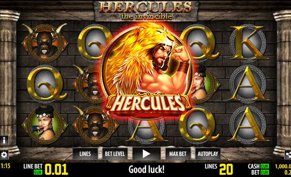 Hercules เกมสล็อตจาก CQ9